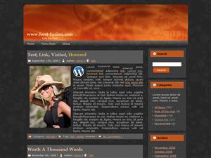 Blogger 2.0 Plantilla WordPress